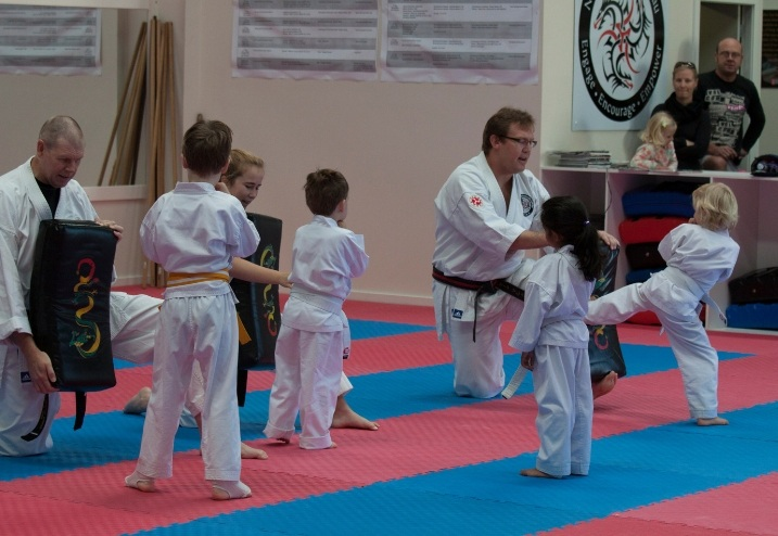 Kids Karate Newcastle Karate