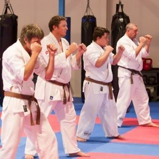 Adults Karate Newcastle Karate program